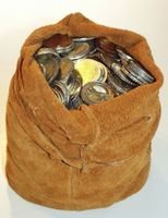 Münzen, Geld, Kleingeld, Steuern (Symbolbild)