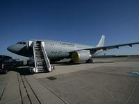 """Airbus A 310 Bild: """"obs/Presse- und Informationszentrum Sanitätsdienst/Dirk Bannert"""""""