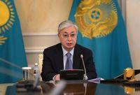 """Kasachstans Präsident Kassym-Schomart Tokajew: Aufbruch zu neuen Horizonten.  Bild: """"obs/Botschaft der Republik Kasachstan in der Bundesrepublik Deutschland"""""""