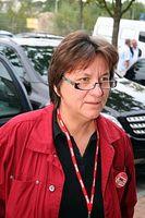 Bundestagsabgeordnete Cornelia Möhring (DIE LINKE) Bild: Robert Bajela / de.wikipedia.org