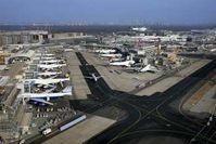 Terminal 1 v.l. A und B Finger Bild: Fraport AG