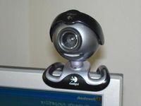 Webcam: 3D-Gestensteuerung über Laptop. Bild: pixelio.de, Dumler