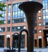 GEMA-Hauptquartier: Will Kohle sehen. Bild: Wikipedia, cc 0 DM