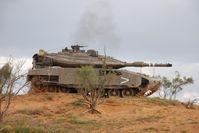 Der Merkava 4, Israels modernster Kampfpanzer
