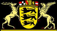 Wappen von Baden-Württemberg