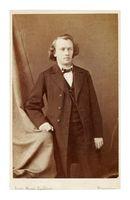 "Der ""Bremer"" Brahms,Bild: ""obs/Musikhochschule Lübeck/Jean Bpptiste Feilner"""