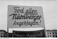 Ging es bei den Nürnberger Prozeßen um Gerechtigkeit? (Symbolbild)