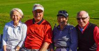 Agile Senioren: Sport erhöht Lebenserwartung. Bild: pixelio.de, Rainer Sturm