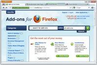 Firefox 4: Schlankeres Interface und leichtere Verwaltung. Bild: Mozilla
