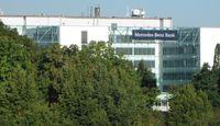 Zentrale der Mercedes-Benz-Bank in Stuttgart, Siemensstraße (Symbolbild)