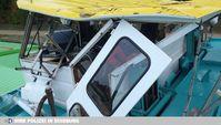 Schleusentor zerstört Steuerhaus. Bild: WSP