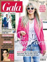 """GALA Cover 43/2020 (EVT: 15. Oktober 2020) /  Bild: """"obs/Gruner+Jahr, Gala"""""""