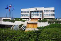 Gebäude des slowakischen Nationalrats (2010)