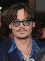 Johnny Depp im Oktober 2011