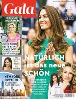 Cover GALA 34/2021 (EVT: 19. August 2021)  Bild: GALA, Gruner + Jahr Fotograf: Gruner+Jahr, Gala