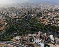 Teheran - Stadtteil Milad