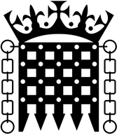 Gemeinsames Logo von Ober- und Unterhaus