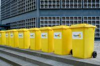 """Aufgrund der aktuellen Corona-Krise arbeiten immer mehr Beschäftigte im Homeoffice.  Bild: """"obs/Kampagnenbüro """"Mülltrennung wirkt""""/Christian Kruppa/ duale Systeme"""""""