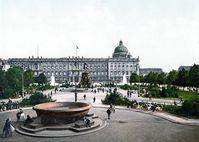 Berliner Stadtschloss zwischen 1890 und 1900. Bild: de.wikipedia.org