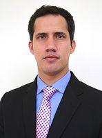 Juan Guaidó (2016): Trainiert und Ausgebildet in den USA, u.a. in der Gearge Washington Universität (USA Elite Uni)