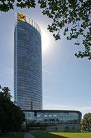 Post Tower, Konzernzentrale der Deutsche Post AG in Bonn