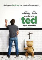 """Kinoplakat von """"Ted"""""""