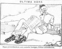 Geschichte wiederholt sich: Die Spanische Grippe galt 1918 als harmlos, bis die Zwangsimpfungen einsetzten (Symbolbild)