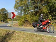Viele Motorradfahrer leben gefährlich. Bild: ADAC