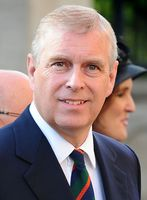 Prince Andrew, Duke of York (2014)