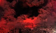 Bombardierung und Bombenteppiche (Symbolbild)