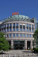 Verwaltungsgebäude der DAK in Hamburg-Hammerbrook