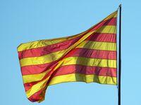 Flagge von Katalonien