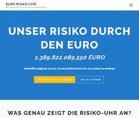 Euro Rettungsuhr
