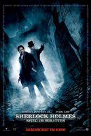 """Sherlock Holmes 2"" Kinoplakat"