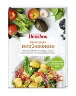 """Titelcover des Apotheken Umschau-Ratgeberbuchs """"Essen gegen Entzündungen"""" .  Bild: Wort & Bild Verlag Fotograf: Wort & Bild Verlag"""