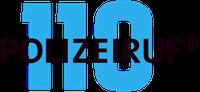 """Logo der ARD-Sendung """"Polizeiruf 110"""""""