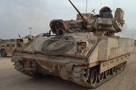 Schwerfälliger Panzer: Sie sollen wendiger werden. Bild: flickr.com/US Army