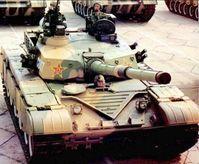Chinesischer Kampfpanzer Type 98