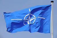 Flagge der Nato Bild: Nato