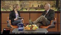 Interview mit M. Limburg in TV-Berlin 2.12.09