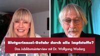 """Bild: SS Video: """"Blutgerinnsel-Gefahr durch alle Impfstoffe? - Punkt.PRERADOVIC mit Dr. Wolfgang Wodarg"""" (https://odysee.com/@Punkt.PRERADOVIC:f/210312_Wodarg:a) / Eigenes Werk"""