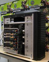 FASTRA II: Grafikpower für Desktop-Superrechner. Bild: Universität Antwerpen