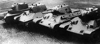 BT-7, A-20, T-34 Modell 1940 und T34 Modell 41 im Vergleich: Damals wie heute, Deutsche Soldaten an der Russischen Grenze...