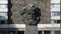 Marx-Denkmal (Symbolbild)