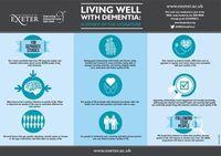 Demenz: Lebensqualität lässt sich für Betroffene verbessern.