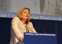 Julia Klöckner (2011) Bild: Michael Panse, on Flickr CC BY-SA 2.0