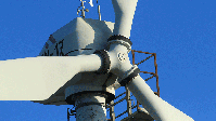 Windkraftwerk (Symbolbild)