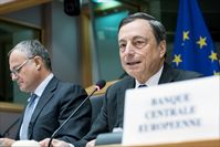 Mario Draghi Bild: European Parliament, on Flickr CC BY-SA 2.0