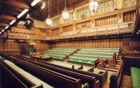Britisches Unterhaus. Bild: UK Parliament - Flickr  / wikipedia.org