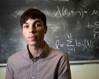 George Mohler kombiniert Kriminalitätsforschung und Mathematik. Bild: scu.edu